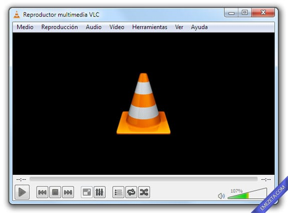 Reproductores de vídeo gratuitos: VLC (VideoLAN)
