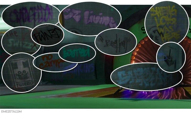 Rompe Ralph: Graffitis rompe ralph 2
