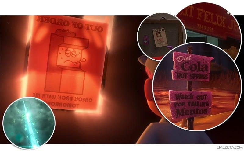 Referencias a videojuegos en ¡Rompe Ralph!