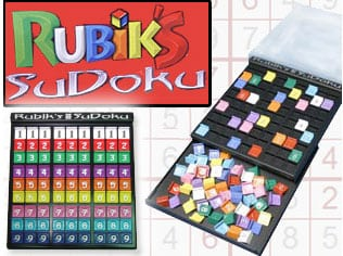 rubik sudoku