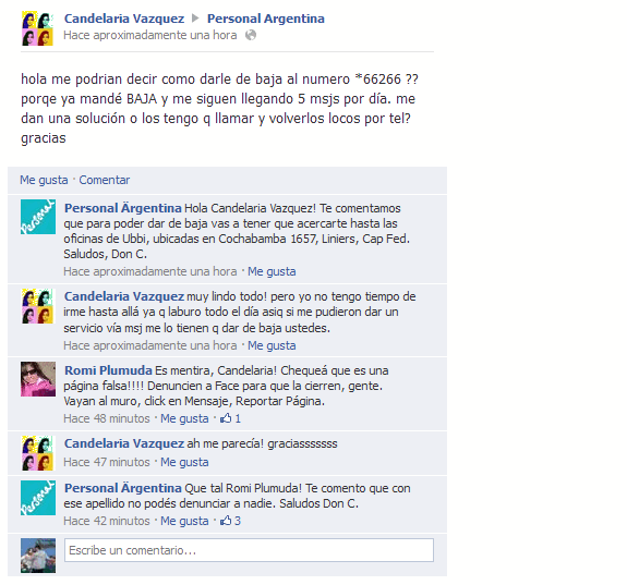 Saludos, Don C: Cochabamba plumuda