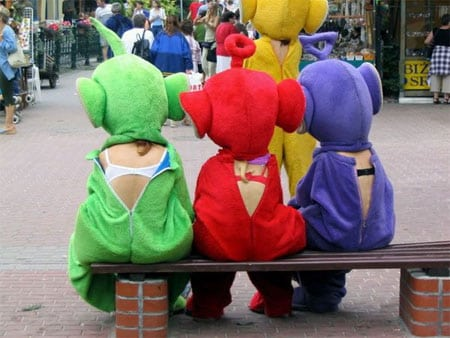 secreto teletubbies secret