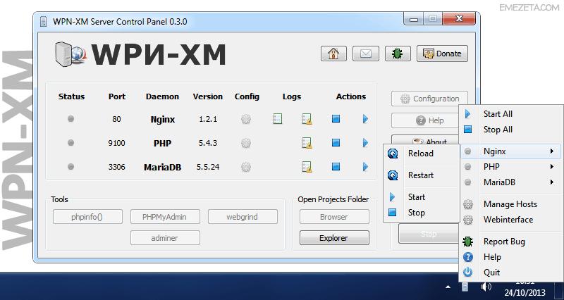 : Wpn xm
