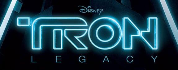 Tron Legacy: Título de la película