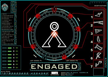 stargate simulator puerta