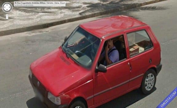 Google Street View: Buscando petroleo