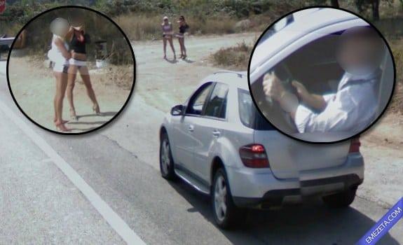 Google Street View: Ojos en la carretera