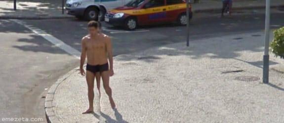 Top 10 de desnudos en Google Earth - 20minutoses
