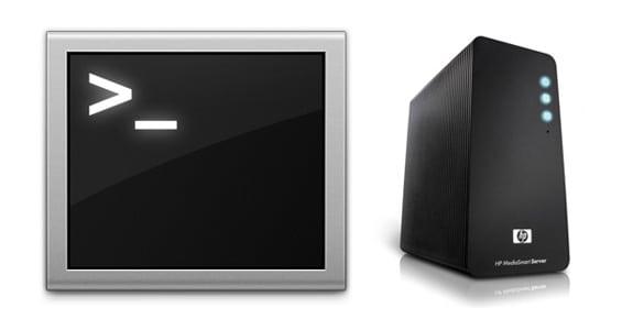 terminal comandos server servidor commands