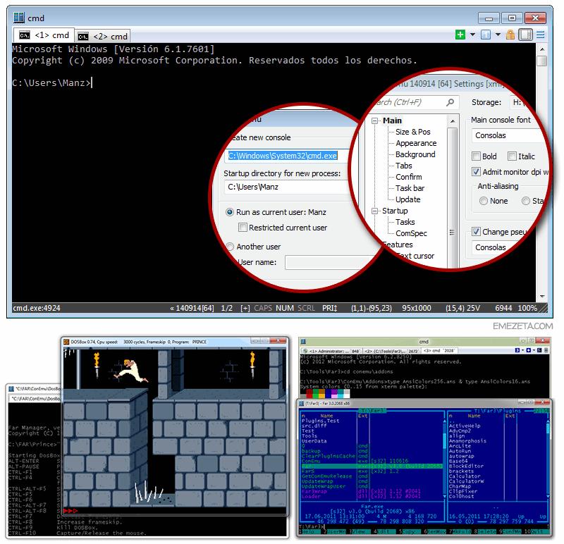 10 trucos para mejorar la terminal de Windows | Emezeta COM