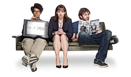 the IT crowd serie