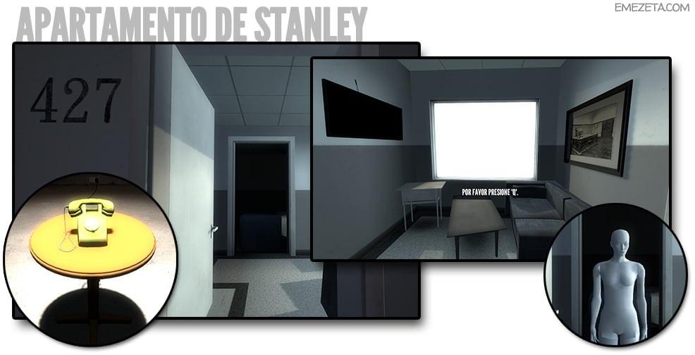 Apartamento de Stanley