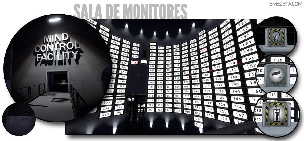 Sala de monitores