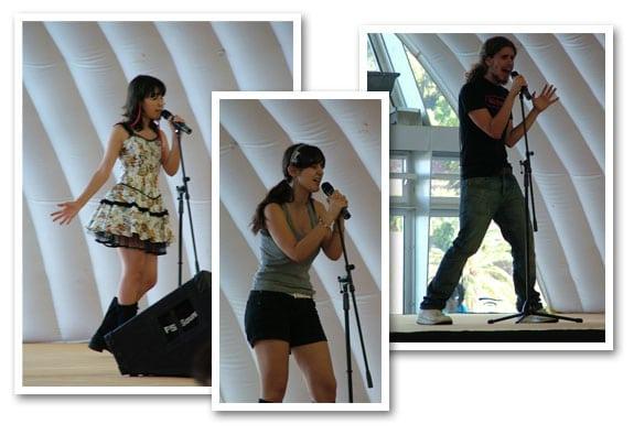 tlp2k10 tenerife lan party 2010 concurso karaoke