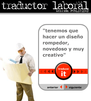traductor laboral