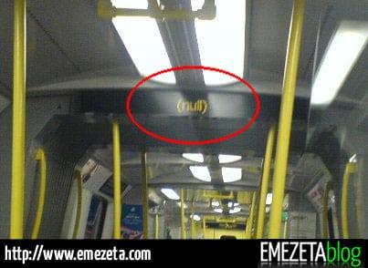 tren null