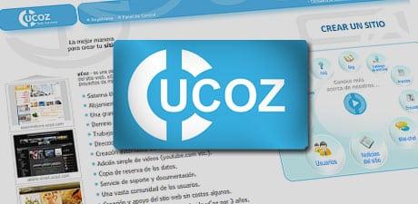 ucoz alojamiento web gestion cms