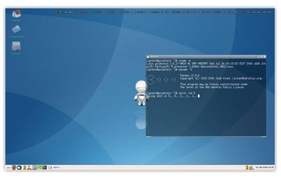 gestor de ventanas linux openbox