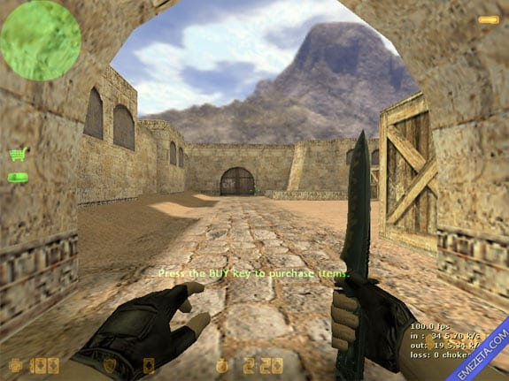 Shooters (FPS): Counter Strike