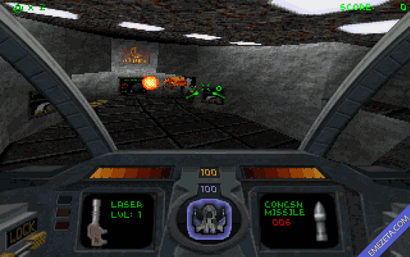 Shooters (FPS): Descent