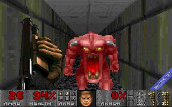 Shooters (FPS): Doom