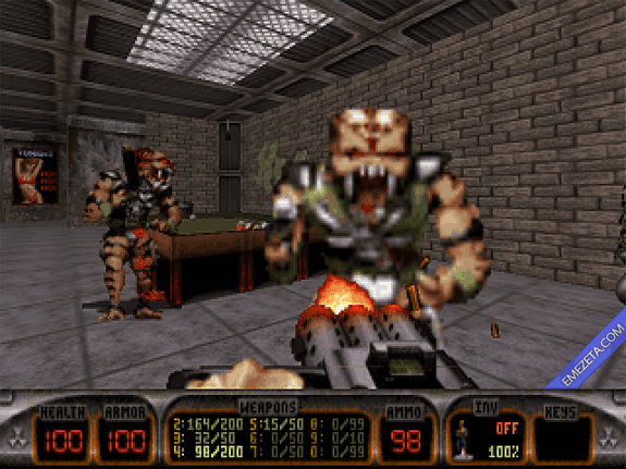 Shooters (FPS): Duke nukem 3d