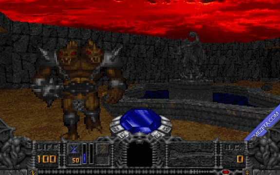 Shooters (FPS): Hexen