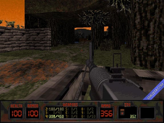 shooters fps nam