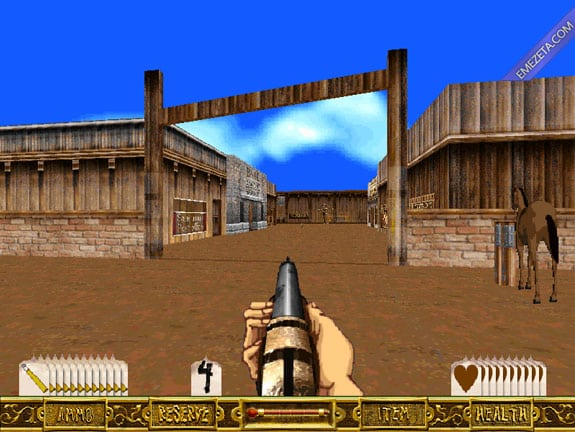 Shooters (FPS): Outlaws