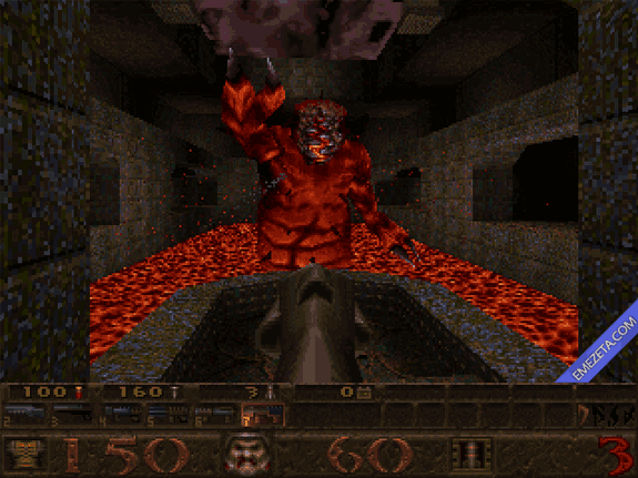 Shooters (FPS): Quake
