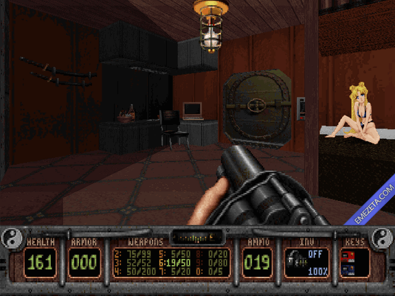 Shooters (FPS): Shadow warrior
