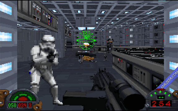 Shooters (FPS): Star wars dark forces