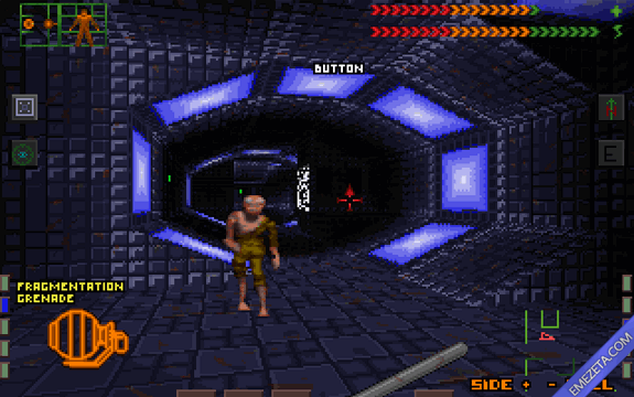 Shooters (FPS): System shock