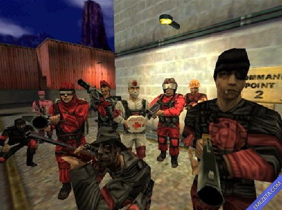 Shooters (FPS): Team fortress classic