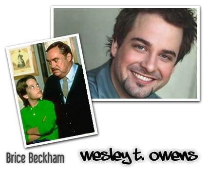 wesley t owens brice beckham mr belvedere