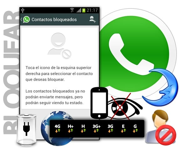 Doble check de WhatsApp: ¿Me han bloqueado?