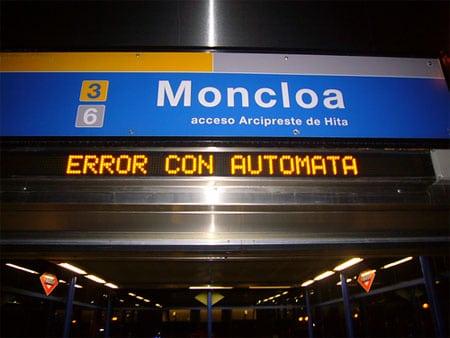 wtf error automata