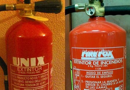 wtf extintores frikis