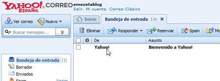 yahoo crear correo paso 2