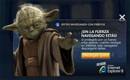 internet explorer yoda star wars